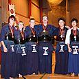 MUMEISHI 2007 3e par equipe