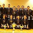 les finalistes récompensés... Coupe Méditerranéenne 2008