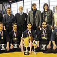 2010 équipe Championne de France