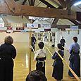 cours enfants du vendredi avec Nakao sensei 12/2010