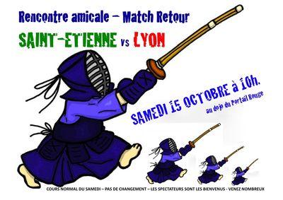 SAINTE vs LYON