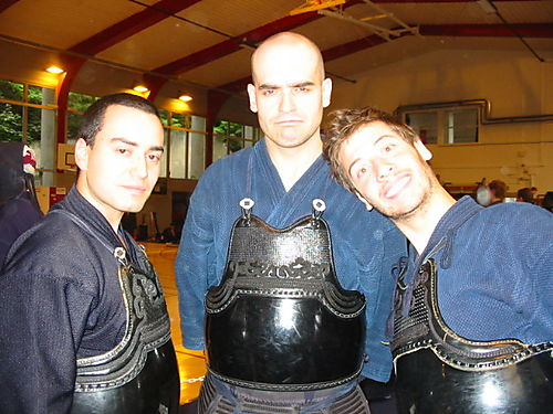 Les championns Honneur 2008