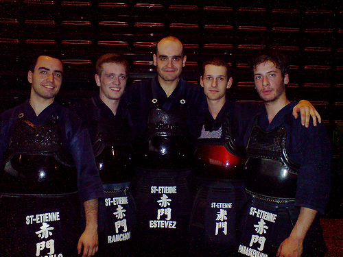 champions honneur 2008