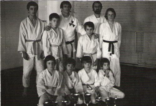Judo avec J-P Coche